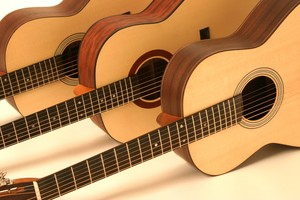 high end acoustic guitar brands