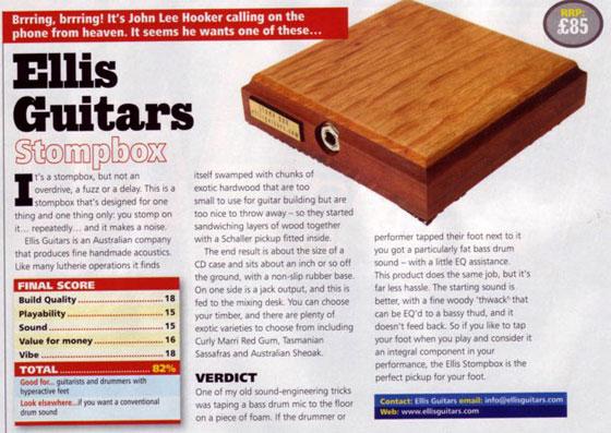 stomp box price