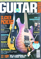 Cover UK Guitar Buyer with Ellis Stompbox Reviews