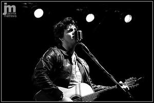 Nathan Gaunt Vintage Acoustic Guitar